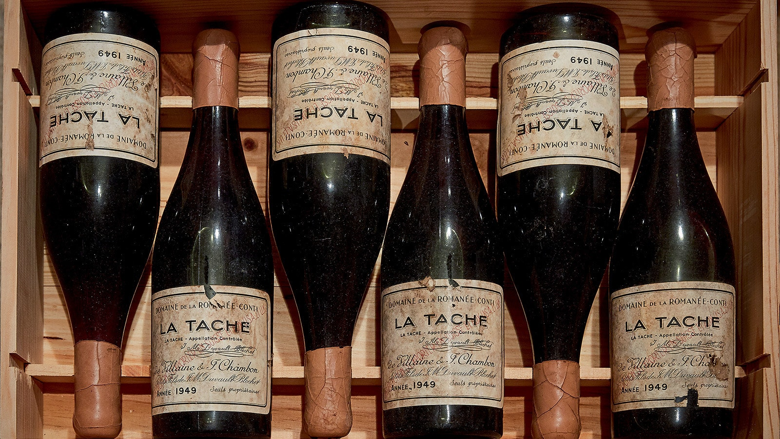 Top 10 duurste wijnen