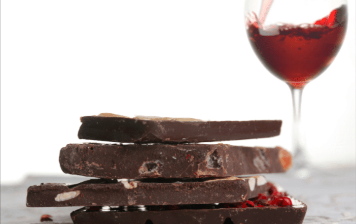 Dol op Chocolade en Rode Wijn?